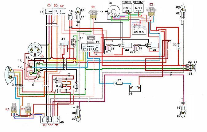 Безконтактная система зажигания для иж юпитер ,6 и юнкер